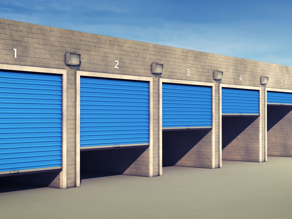 regular self storage units - sml