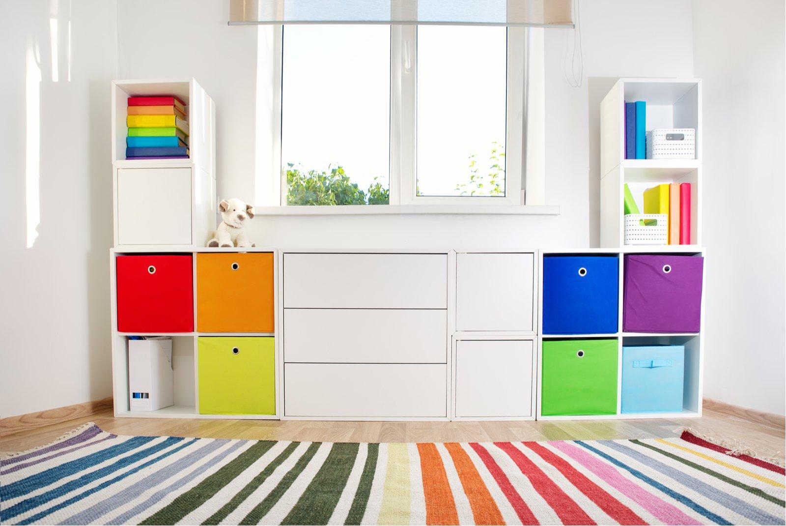 Storage Ideas For Kids Playroom